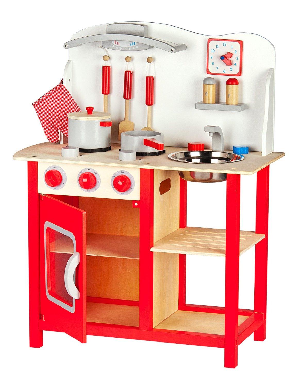Leomark Classic Kinderküche aus Holz