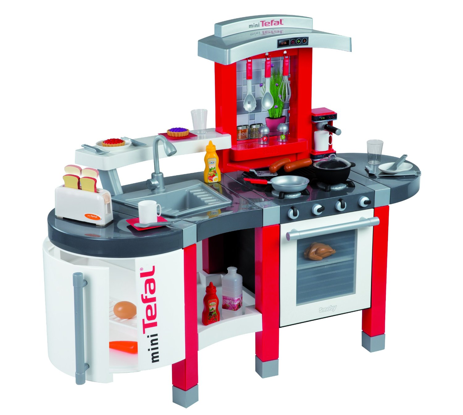 smoby tefal super chef küche excellence - kinderküche ratgeber