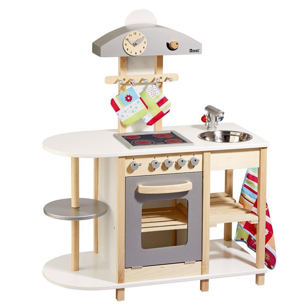 Deluxe spielkuche aus holz von howa kinderkuche ratgeber for Spielküche howa