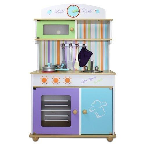 Froggy® Kinderküche BTK01 aus Holz » Kinderküche Ratgeber